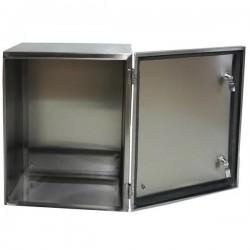 Caixa de painel elétrico em aço